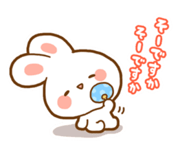 Cute animals,Sticker of negative sticker #1049462