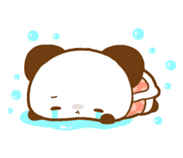 Cute animals,Sticker of negative sticker #1049463
