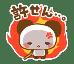 Cute animals,Sticker of negative sticker #1049466