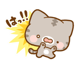 Cute animals,Sticker of negative sticker #1049467