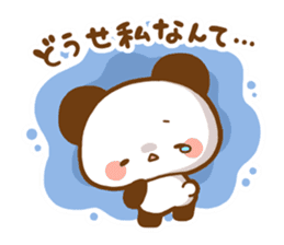 Cute animals,Sticker of negative sticker #1049472