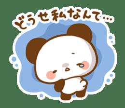 Cute animals,Sticker of negative sticker #1049472