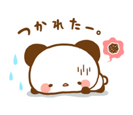 Cute animals,Sticker of negative sticker #1049474