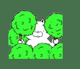 Yuruineko Sticker sticker #1049523