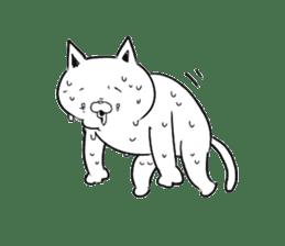 Yuruineko Sticker sticker #1049539
