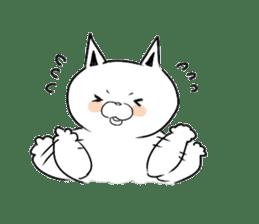 Yuruineko Sticker sticker #1049541