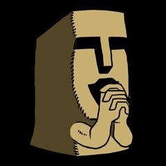 Moai-kun2