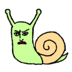 Land snail guy