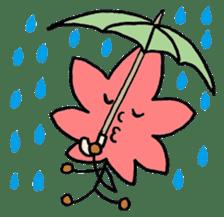 Maple People sticker #1052855
