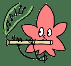 Maple People sticker #1052872