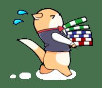 Mr.Ferret sticker #1055854
