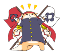 Mr.Ferret sticker #1055857