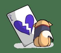 Mr.Ferret sticker #1055859