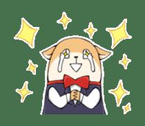 Mr.Ferret sticker #1055871