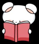 Mr.White bear sticker #1057794