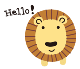 Little Animal sticker #1059602