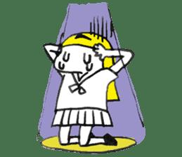 She is TAMAKO sticker #1059662