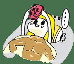 She is TAMAKO sticker #1059677
