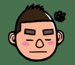 Hi,Abe. sticker #1060574