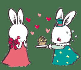 Rabbit Dreaming! sticker #1060763