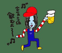 COSHIMAKUN sticker #1061629