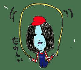 COSHIMAKUN sticker #1061638
