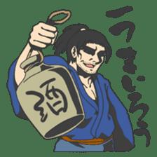 The SAMURAI Sticker! sticker #1063048