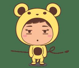 I'm Sunny sticker #1063250