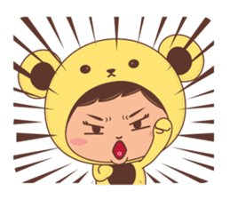 I'm Sunny sticker #1063257