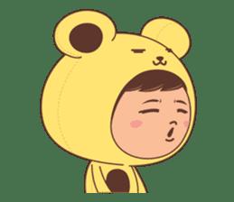 I'm Sunny sticker #1063262