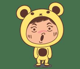 I'm Sunny sticker #1063264
