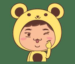 I'm Sunny sticker #1063276