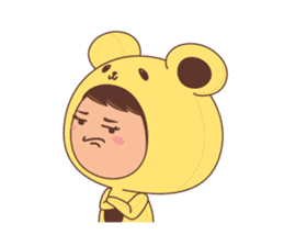 I'm Sunny sticker #1063278