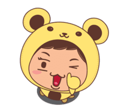 I'm Sunny sticker #1063280