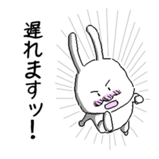 rabbit stickers sticker #1063705