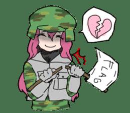 Survival Game sticker #1063853