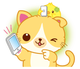 Munchkin Cat Happy Life! sticker #1064013