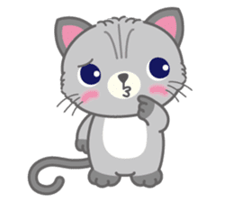 Munchkin Cat Happy Life! sticker #1064027