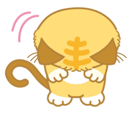 Munchkin Cat Happy Life! sticker #1064029