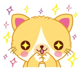 Munchkin Cat Happy Life! sticker #1064030