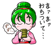 The events with Lunna-chan's life. sticker #1065420