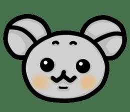 Baby animals sticker #1065675