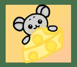 Baby animals sticker #1065680
