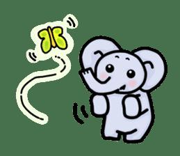 Baby animals sticker #1065695