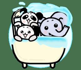Baby animals sticker #1065697