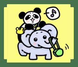 Baby animals sticker #1065705