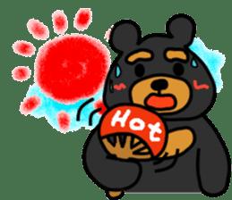 Bowknot Duck&Lai bear sticker #1066051