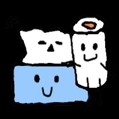tissue and bath tissue