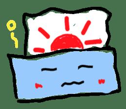 tissue and bath tissue sticker #1066152