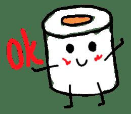 tissue and bath tissue sticker #1066166